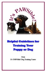 It's PAWSible! Dog Training Guidelines eBook
